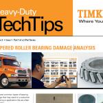 Tapered Roller Bearig Damage Analysis